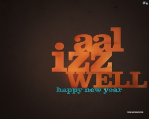 all izz well new year wallpapers at santabanta.com