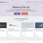 Bittorrent Labs Alpha Testing