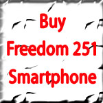 Buy Freedom 251 Most Affordable Pocket Friendly and Low Cost Smartphone Online In India