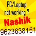 Computer PC Laptop Doorstep Repair Service In Nashik