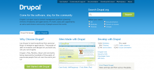 New design & Look of Drupal