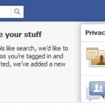 Facebook's New Privacy Shortcuts for easy access