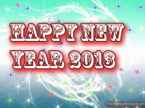 new year wishes 2013 wallpapers