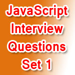 UI Developer JavaScript Interview Question Answers
