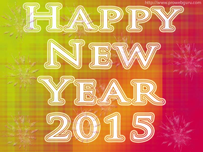 Latest Happy New Year 2015 Wallpapers, Picture, Images, Greetings Card