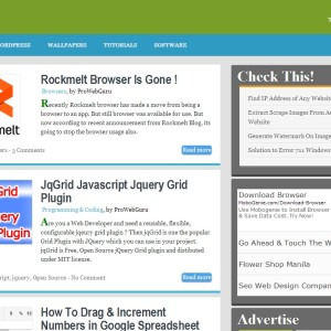 Change in WordPress Theme 2013