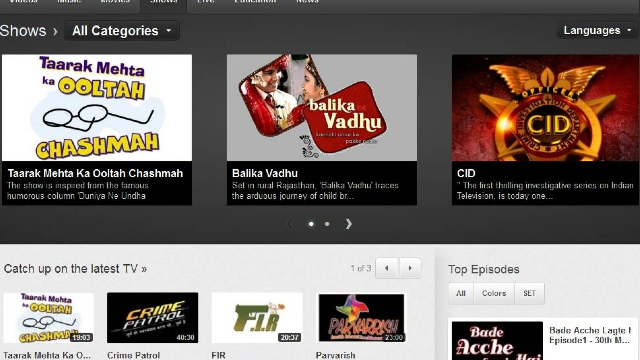 watch hindi serials online free without downloading